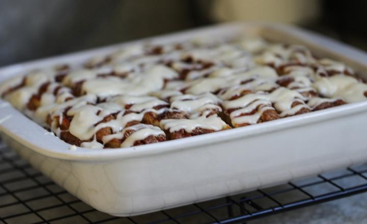 this week's bake